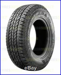 X4 225/55r18 98h Yokohama A/t G015 Tyres Off Road All Terrain 4x4 2255518