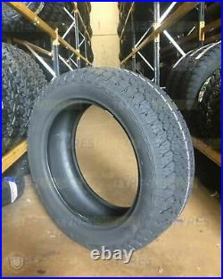 X4 255/55r19 111h General Grabber At3 Tyres Off Road All Terrain 4x4 2555519 Bsw