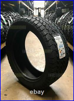 X4 275/45r21 110v General Grabber At3 Tyres Off Road All Terrain 4x4 2754521 Bsw