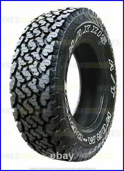 X4 27x8.50R14 MAXXIS AT980E ALL TERRAIN 4x4 OFF ROAD TYRES