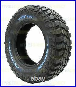 X4 285/75r16 Cooper Discoverer Stt Pro 4x4 Off Road Tyres 2857516