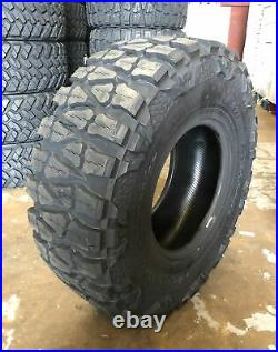 X4 33x12.50R20 NITTO MUD GRAPPLER EXTREME OFF ROAD MUD TERRAIN TYRES
